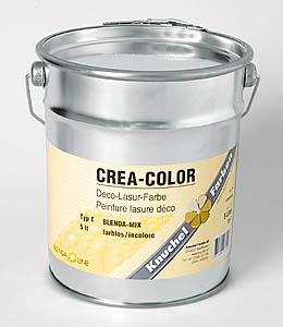 CREACOLOR Deco-Lasurfarbe